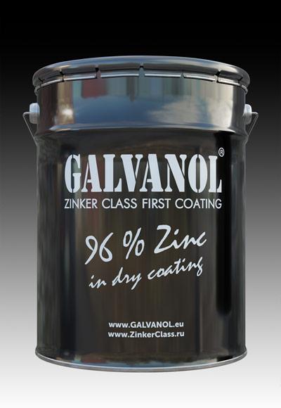 GALVANOL, 10kg