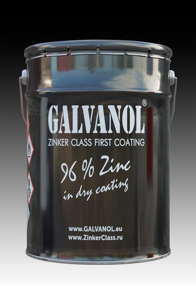 GALVANOL, 40kg